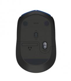 Logitech M170 wireless optikai szürke egér (910-004642)
