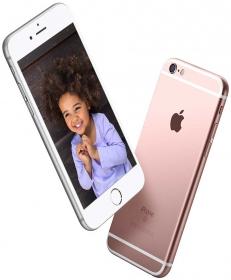 Apple Iphone 6S 64GB Rozéarany Okostelefon (MKQR2)