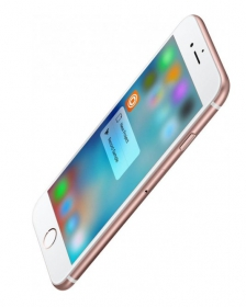 Apple Iphone 6S 64GB Rozéarany Okostelefon (MKQR2)