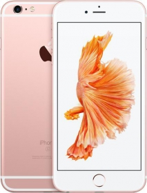 Apple Iphone 6S 128GB Rozéarany Okostelefon (MKQW2)