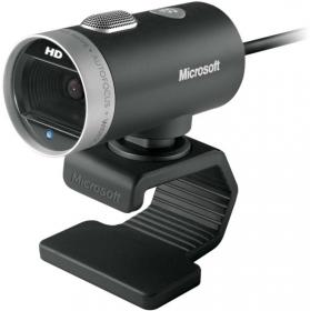 Microsoft LifeCam Cinema fekete-ezüst webkamera (6CH-00002)