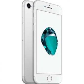 APPLE iPhone 7 128GB  Ezüst Okostelefon (MN932)