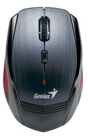 Genius  NX-6550 wireless optikai szürke-vörös egér (31030106101)