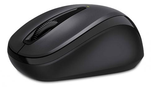 Microsoft 3000 wireless optikai fekete egér (2EF-00003)