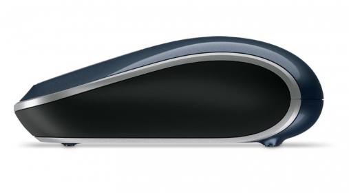 Microsoft Sculpt Touch bluetooth BlueTrack fekete-kék-ezüst touch egér (6PL-00002)