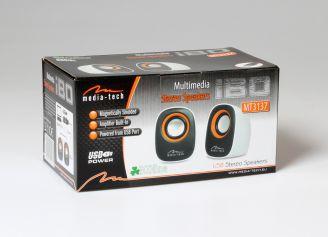 Media-Tech IBO USB-s hangszóró (MT3137W)