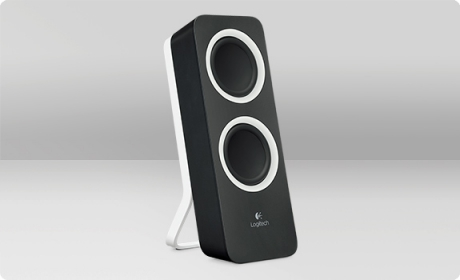 Logitech Z200 Fekete Hangszóró (980-000810)