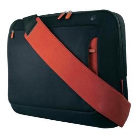 Belkin F8N051EABR  17'' fekete-piros notebook táska