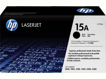 HP 15A fekete toner (C7115A)