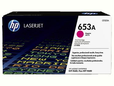 HP 653A magenta toner (CF323A)