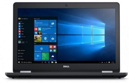 DELL Latitude 15 E5570 212203 Notebook (N001LE557015EMEA_UBU)