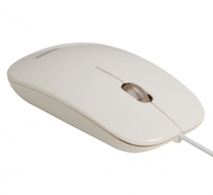 Gembird MUS-103-W USB optikai fehér egér
