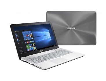 ASUS N551JW-DM395T Ezüst Notebook (90NB08B1-M05730)