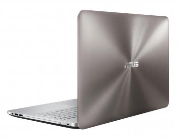 ASUS N552VW-FW121D Ezüst Notebook