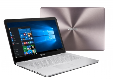 Asus N752VX-GC105T Notebook (90NB0AY1-M01490)