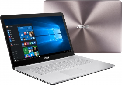 Asus N752VX-GC133D Notebook (90NB0AY1-M01500)