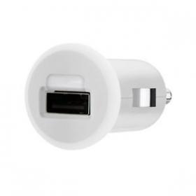 Belkin F8J014btWHT USB fehér autós töltőfej