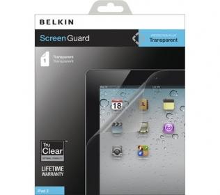 Belkin F8N798CW iPad 3 tablet képernyővédő fólia