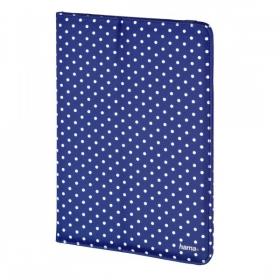 Hama Polka Dot 8'' kék-fehér tablet tok (135534)
