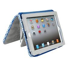 Golla G1330 iPad 2/3 farmerszürke tablet tok