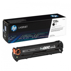 HP 128A Fekete toner (CE320A)