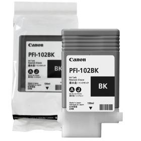 Canon PFI-102Bk fekete tintapatron (0895B001AA)