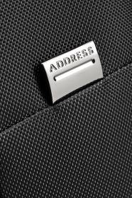 Samsonite PRO-DLX 4 ROLLING TOTE 17.3'' fekete gurulós notebook táska (35V-009-010)