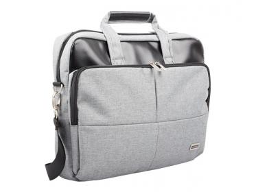 NATEC Manx 15.6'' szürke Notebook táska (NTO-0719)