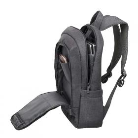 Rivacase Aspen 7560 15,6'' Szürke Notebook hátizsák (NTRA7560G)