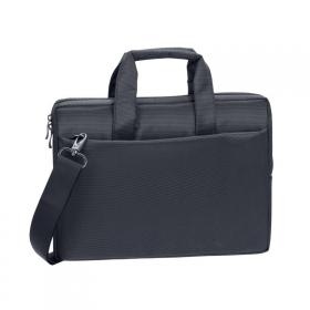 Rivacase Central 8221 13,3  Fekete Notebook táska (NTRC8221B)