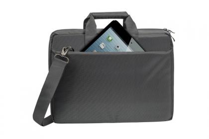 Rivacase Central 8231 15,6  Szürke Notebook táska (NTRC8231G)