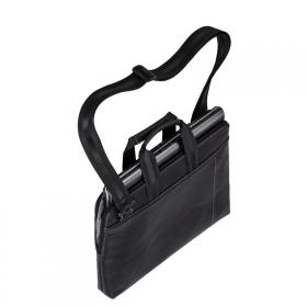 Rivacase Orly 8920 13,3'' Fekete Slim Notebook táska (NTRO8920B)