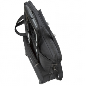 RIVACASE Tiergarten 8550 17,3'' Fekete Notebook táska (NTRT8550B)