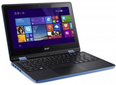 Acer Aspire R3-131T-P5B9 NX.G0YEU.009 Kék Notebook