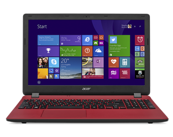 Acer Aspire ES1-571-C7YZ NX.GCGEU.005 Piros Notebook