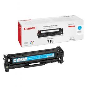 Canon CRG-718C ciánkék toner (2661B002)