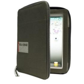 Golla Renny iPad 2/3 katonazöld tablet tok (G1331)