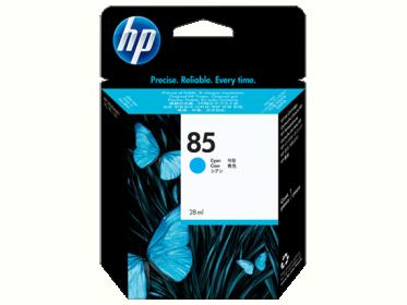 HP 85 ciánkék tintapatron (C9425A)