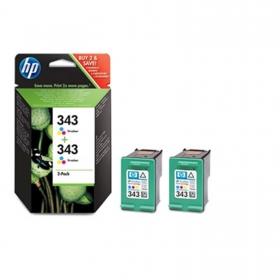 HP 343 színes 2 db-os tintapatron (CB332EE)