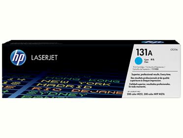 HP 131A ciánkék toner (CF211A)