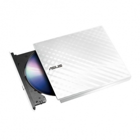 ASUS SDRW-08D2S-U fehér külső DVD író (SDRW-08D2S-U LITE/WHT)
