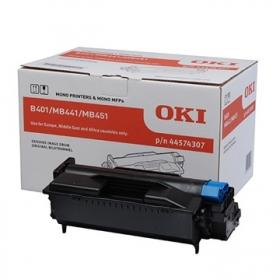 OKI DRUM B401/MB441/MB451 25000/OLDAL, FEKETE