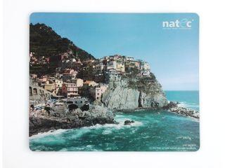 Natec NPF-0391 Olaszország látkép mintás egérpad