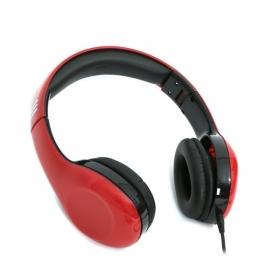 OMEGA Freestyle Piros fejhallgató (FH4920R)