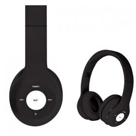 OMEGA Freestyle Fekete Wireless Headset (FH0915B)