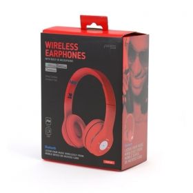 OMEGA Freestyle Piros Wireless Headset (FH0915R)