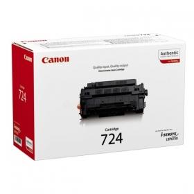 Canon 724 fekete tintapatron (3481B002)