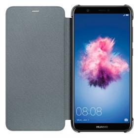 HUAWEI P Smart Flip Cover Tok fekete (51992274)