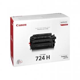Canon 724H fekete tintapatron (3482B002)