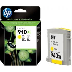 HP 940XL sárga tintapatron (C4909AE)